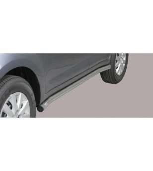 Terios 06-09 Overfender Sidebar Protection
