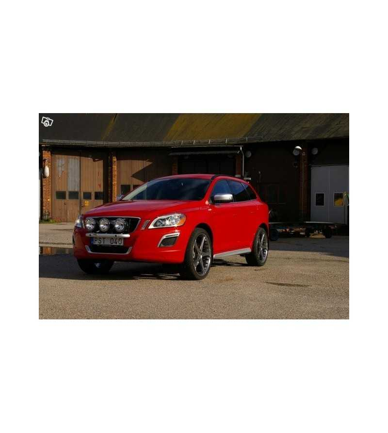 XC60 08- Q-Light/3 - Q900317 - Bullbar / Lightbar / Bumperbar - QPAX Q-Light