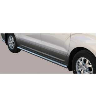 H1 08- Sidebar Protection - TPS/216/IX - Rearbar / Rearstep - Unspecified