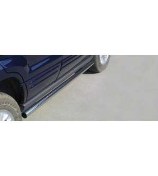 Grand Cherokee  99-04 Sidebar Protection