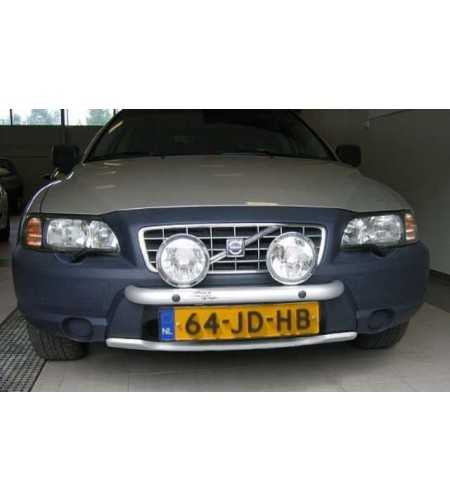 XC70 01-04 Q-Light/2 - Q900116 - Bullbar / Lightbar / Bumperbar - QPAX Q-Light