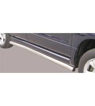 Forester 06-07 Sidebar Protection - TPS/182/IX - Sidebar / Sidestep - Unspecified - Verstralershop