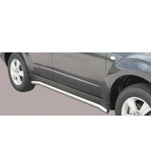 Forester 08- Sidebar Protection - TPS/220/IX - Sidebar / Sidestep - Unspecified - Verstralershop