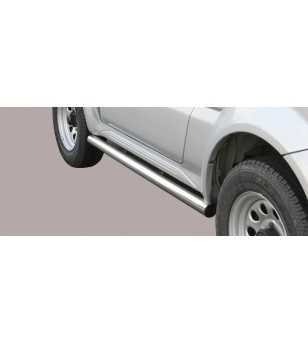 Jimny  99- Sidebar Protection - TPS/89/IX - Sidebar / Sidestep - Unspecified
