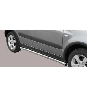 SX4 09- Sidebar Protection