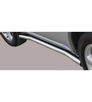 RAV4 00-03 3DR Sidebar Protection