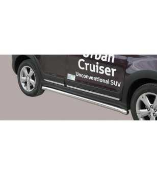 Urban Cruiser 09- Sidebar Protection - TPS/249/IX - Sidebar / Sidestep - Unspecified