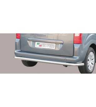 Berlingo 08- Rear Protection - PP1/230/IX - Rearbar / Opstap - Unspecified