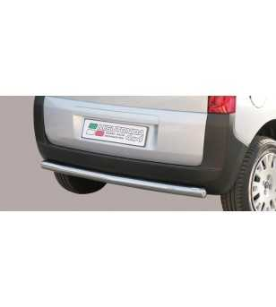 Nemo 08- Rear Protection - PP1/237/IX - Rearbar / Opstap - Unspecified
