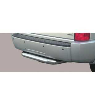 Nitro 07- Rear Protection - PP1/209/IX - Rearbar / Opstap - Unspecified - Verstralershop