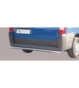 Ducato 07- Rear Protection - PP1/242/IX - Rearbar / Rearstep - Unspecified