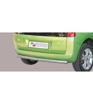 Fiorino 08- Rear Protection - PP1/239/IX - Rearbar / Opstap - Unspecified