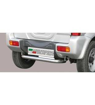 Jimny 06- Rear Protection - PP1/172/IX - Rearbar / Opstap - Unspecified