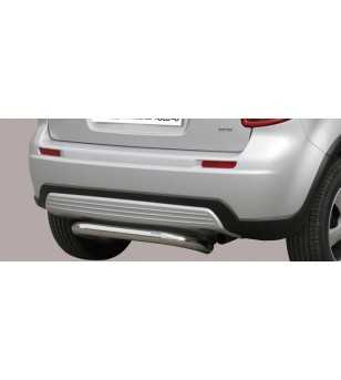SX4 06-08 Rear Protection