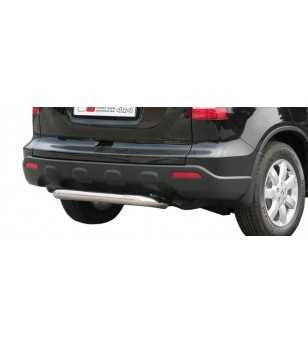 CR-V 07-09 Rear Protection - PP1/196/IX - Rearbar / Opstap - Unspecified
