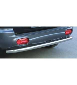 Santa Fe 00-04 Rear Protection - PP1/111/IX - Rearbar / Rearstep - Unspecified