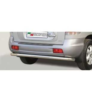 Santa Fe 04-06 Rear Protection - PP1/159/IX - Rearbar / Opstap - Unspecified