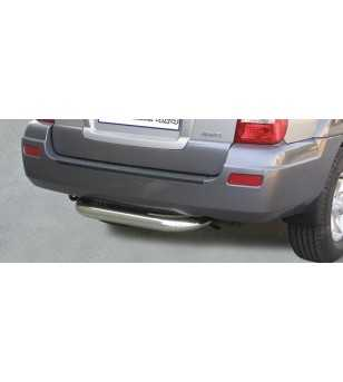 Terracan 04- Rear Protection - PP1/154/IX - Rearbar / Rearstep - Unspecified