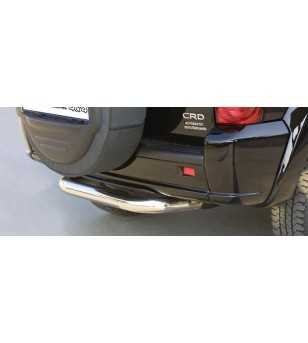 Cherokee 01-07 Rear Protection - PP1/130/IX - Rearbar / Rearstep - Unspecified