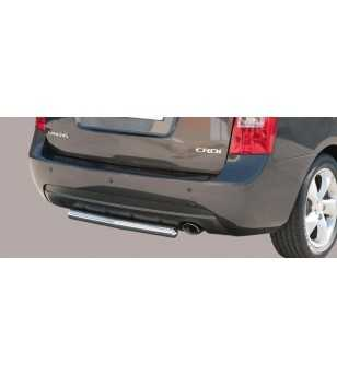 Carens 08- Rear Protection - PP1/219/IX - Rearbar / Opstap - Unspecified