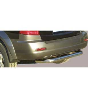 Sorento 02-06 Rear Protection - PP1/136/IX - Rearbar / Rearstep - Unspecified