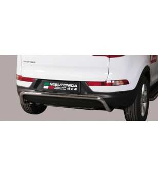 Sportage 11- Rear Protection - PP1/275/IX - Rearbar / Rearstep - Unspecified