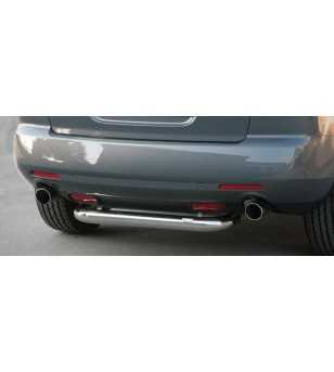 CX-7 06-10 Rear Protection - PP1/212/IX - Rearbar / Rearstep - Unspecified