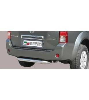 Pathfinder 06-09 Rear Protection - PP1/164/IX - Rearbar / Rearstep - Unspecified