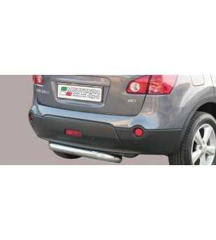 Qashqai +2 08- Rear Protection - PP1/229/IX - Rearbar / Rearstep - Unspecified - Verstralershop