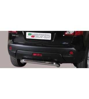 Qashqai 10- Rear Protection - PP1/265/IX - Rearbar / Opstap - Unspecified