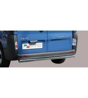 Primastar 02- Rear Protection - PP1/218/IX - Rearbar / Opstap - Unspecified