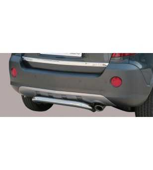 Antara 07-11 Rear Protection - PP1/202/IX - Rearbar / Opstap - Unspecified