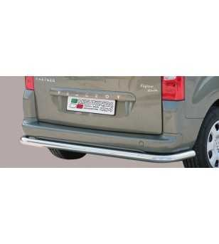 Partner 08- Rear Protection - PP1/231/IX - Rearbar / Opstap - Unspecified - Verstralershop