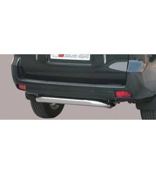 Landcruiser 150 09- 5DR Rear Protection - PP1/255/IX - Rearbar / Opstap - Unspecified
