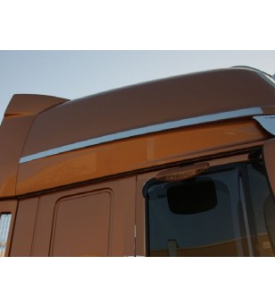 DAF XF 105, XF 106 Lateral Applications for Cabin - 004D - Stainless / Chrome accessories - Acitoinox - Italian series - Verstra