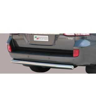 Landcruiser 200 08- Rear Protection - PP1/224/IX - Rearbar / Opstap - Unspecified