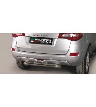 Koleos 11- Rear Protection - PP1/226/IX - Rearbar / Rearstep - Unspecified