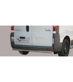 Trafic 02- Rear Protection