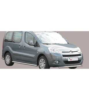 Citroën Berlingo 2008- Large Bar - LARGE/230/IX - Bullbar / Lightbar / Bumperbar - Unspecified