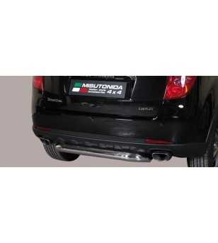 Korando 11- Rear Protection - PP1/285/IX - Rearbar / Opstap - Unspecified