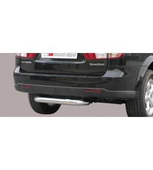 Kyron 07- Rear Protection - PP1/211/IX - Rearbar / Rearstep - Unspecified - Verstralershop