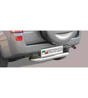 Grand Vitara 05-08 5DR Rear Protection - PP1/168/IX - Rearbar / Opstap - Unspecified