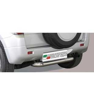 Grand Vitara 05-08 3DR Rear Protection - PP1/169/IX - Rearbar / Rearstep - Unspecified