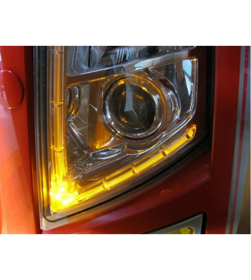 Volvo FH/FM position light yellow LED - 54323 - Lighting - Unspecified - Verstralershop
