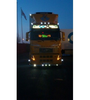 Volvo FH/FM position light yellow LED
