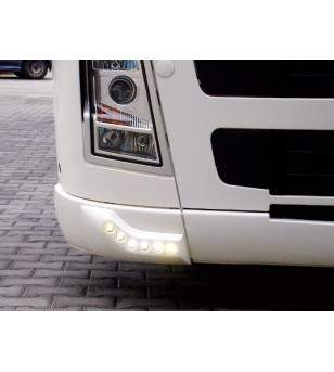 Volvo FH/FM Daytime Running Lights - 212011 - Lighting - Unspecified