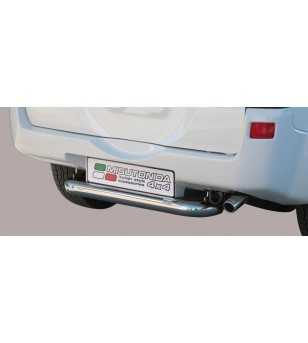 Grand Vitara 09- 3DR Rear Protection - PP1/169/IX - Rearbar / Rearstep - Unspecified - Verstralershop