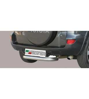 RAV4 06-08 Rear Protection - PP1/175/IX - Rearbar / Opstap - Verstralershop