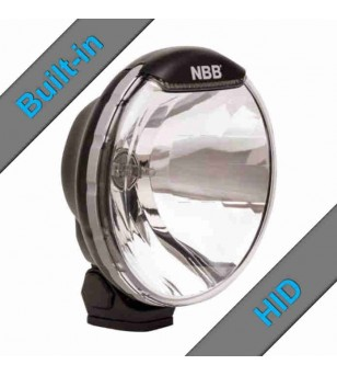 NBB Alpha 225 Blank LED HID 60W (xenon converted - internal ballast) - 117551L - Lighting - NBB Alpha