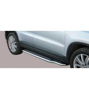 Tiguan 07-11 Side Steps - P/233/IX - Sidebar / Sidestep - Unspecified